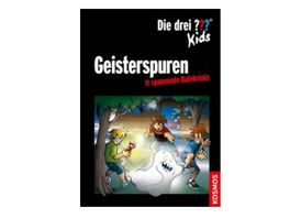 Buch KOSMOS Die drei Kids Geisterspuren
