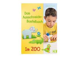 Buch Christophorus Das Ausschneide Bastelbuch Im Zoo