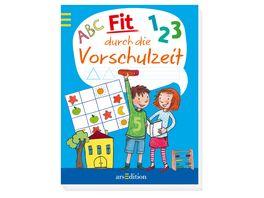 Buch Ars edition Fit durch die Vorschulzeit