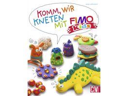 Buch Christophorus Verlag Komm wir kneten mit FIMO kids