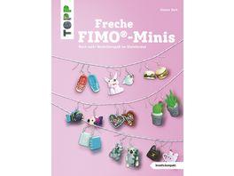 Buch frechverlag Freche FIMO Minis