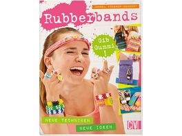 Rubberbands Gib Gummi