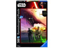 Ravensburger Puzzle Star Wars Episode VII 500