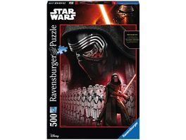 Ravensburger Puzzle Star Wars Die Macht erwacht 500 Teile