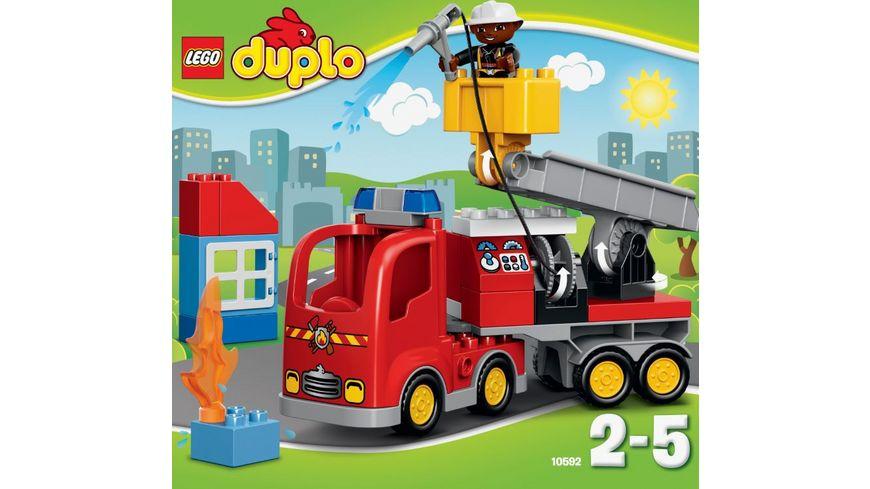 LEGO DUPLO 10592 Loeschfahrzeug