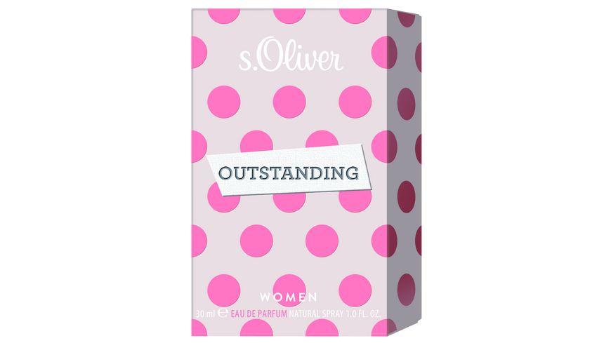 s Oliver Outstanding Women Eau de Parfum Natural Spray