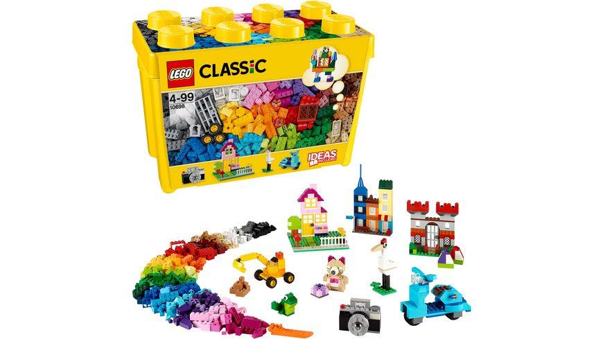 LEGO Classic - 10698 LEGO Große Bausteine-Box