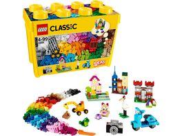 LEGO Classic 10698 LEGO Grosse Bausteine Box