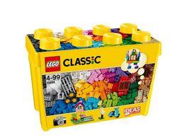 LEGO Classic 10698 Grosse Bausteine Box