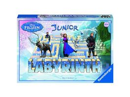 Ravensburger Spiel Frozen Junior Labyrinth