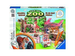Ravensburger tiptoi Tier Set Zoo