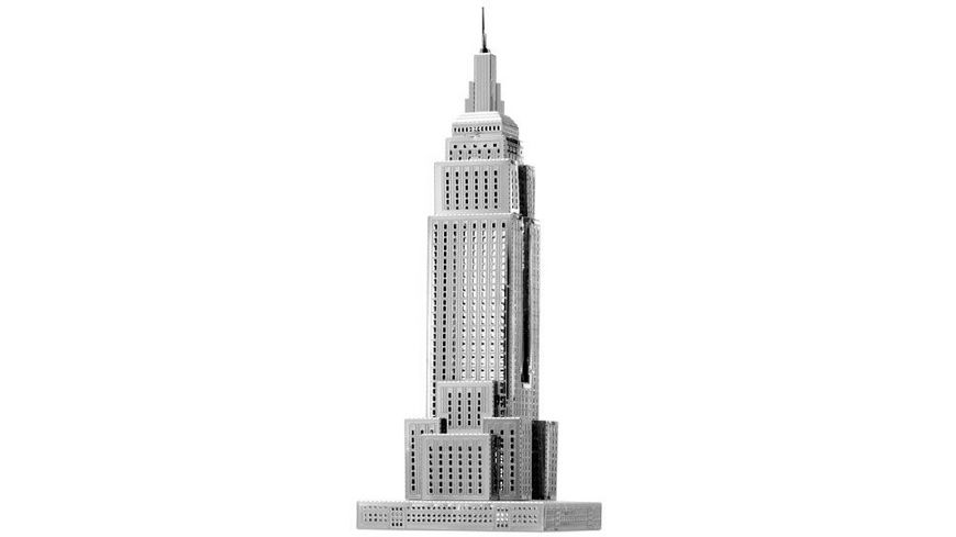 Metal Earth 502858 Iconx Bauwerke Empire State Building