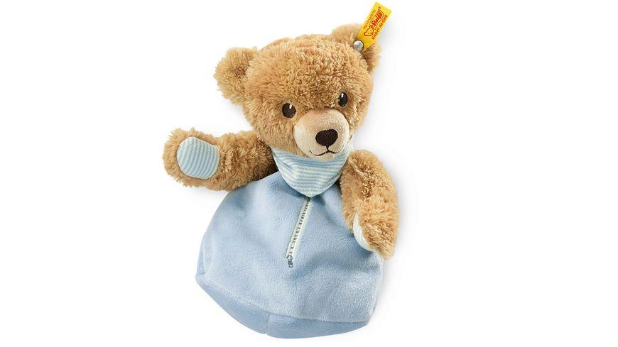 Steiff Babywelt Accessoires Waermekissen Schlaf gut Baer blau 25cm
