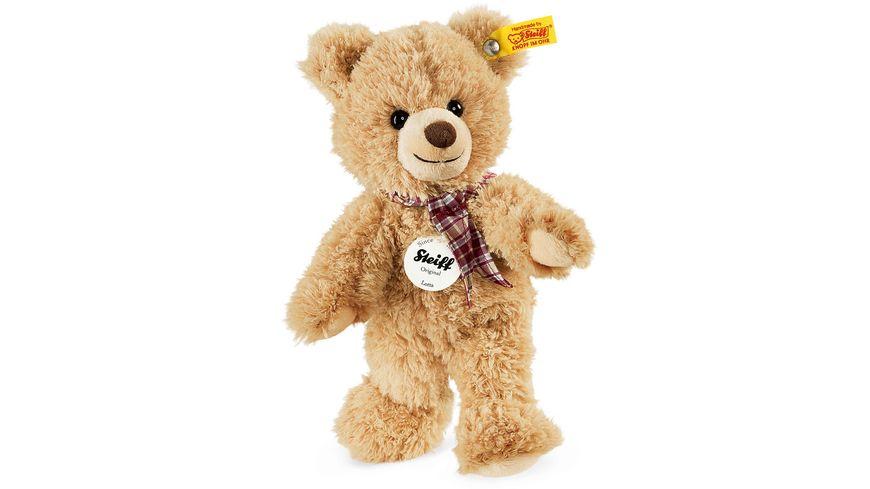 Steiff Teddybaeren Teddybaeren fuer Kinder Lotta Teddybaer beige 24cm