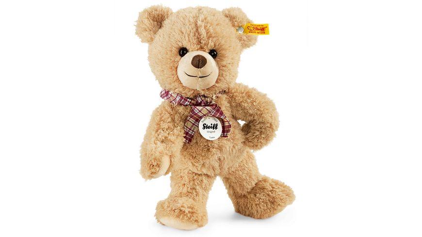 Steiff Teddybaeren Teddybaeren fuer Kinder Lotta Teddybaer beige 28cm