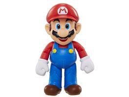 Nintendo Figur Mario mit Power Up 10cm
