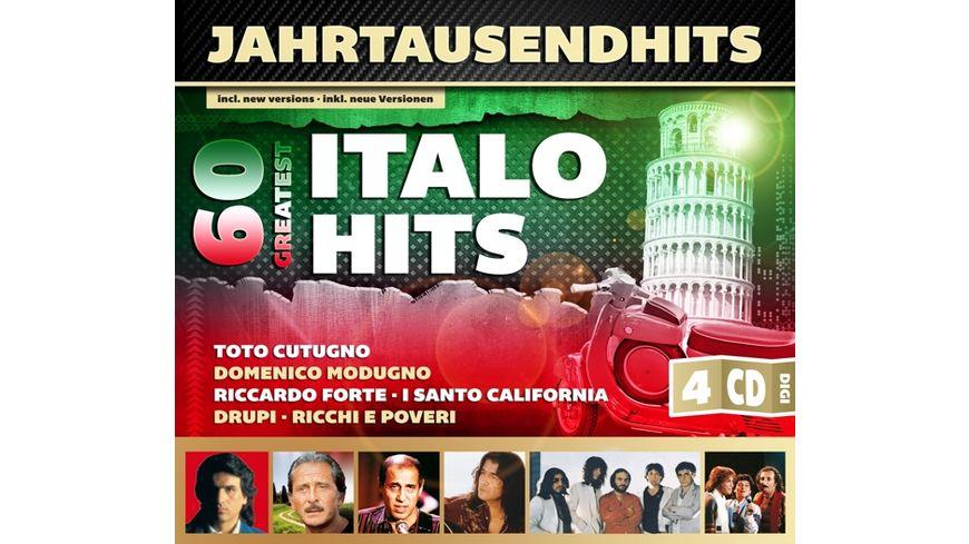Jahrtausendhits 60 Greatest Italo Hits