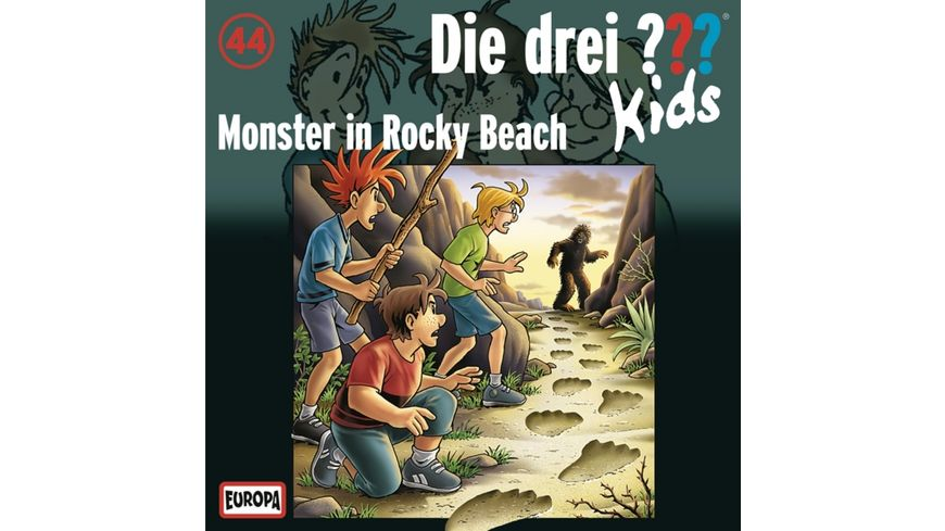 044 Monster in Rocky Beach