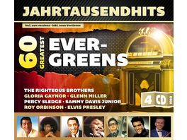 Jahrtausendhits 60 Greatest Evergreens