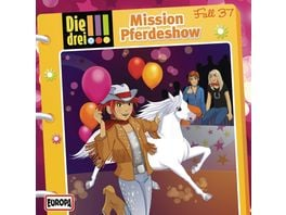 037 Mission Pferdeshow