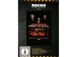 Moment Of Glory Live Rocks Edition