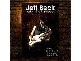 Performing This Week Live At Ronnie Scott s