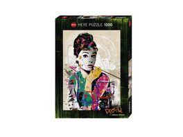 Heye Standardpuzzle 1000 Teile People Audrey
