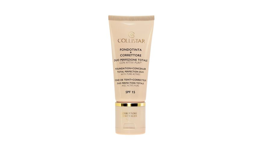 COLLISTAR Foundation Concealer Duo