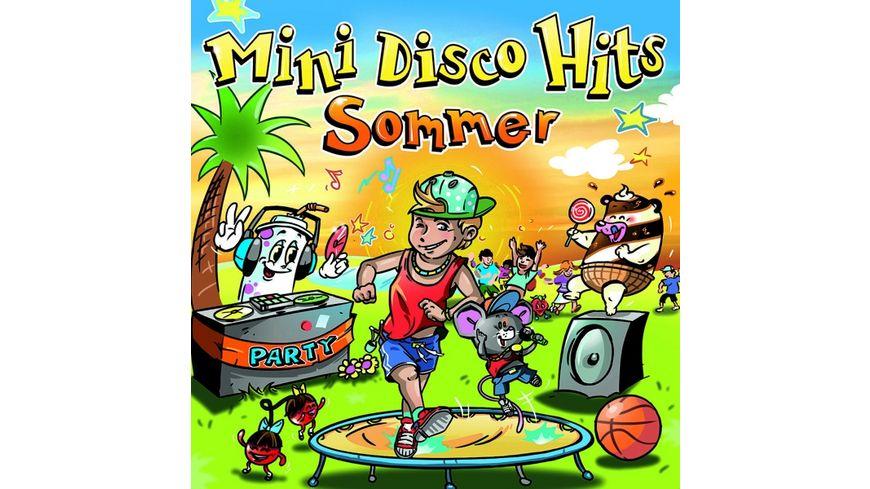 Mini Disco Hits Sommer