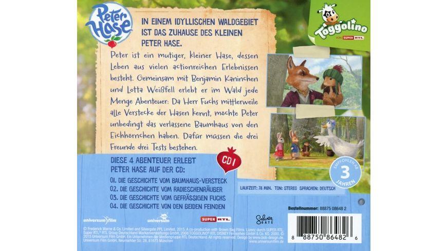 Peter Hase Das Hoerspiel zur TV Serie Vol 1