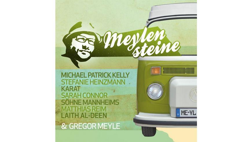 Gregor Meyle Praesentiert Meylensteine