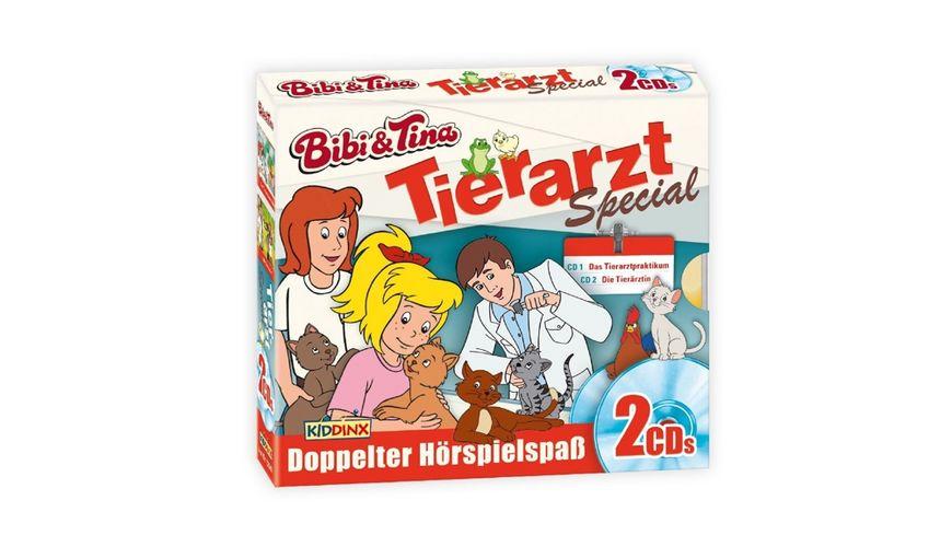 CD Box Tierarztpraktikum Tieraerztin