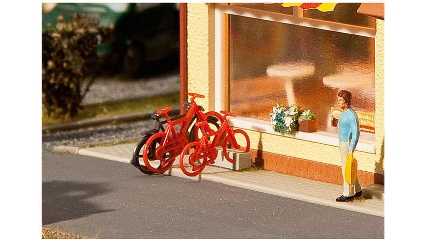 Faller 180901 H0 8 Fahrraeder