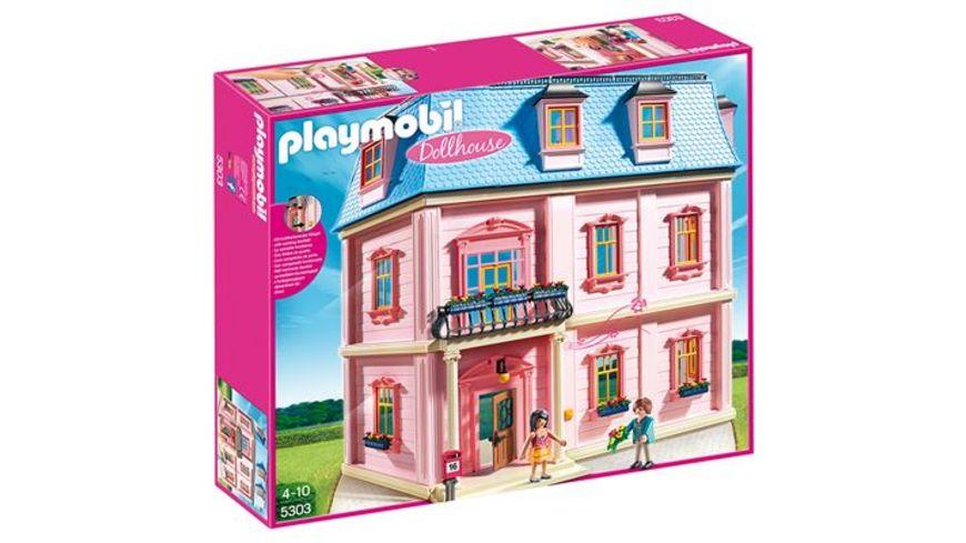 PLAYMOBIL 5303 Dollhouse Romantisches Puppenhaus