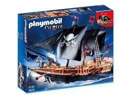 PLAYMOBIL 6678 Pirates Piraten Kampfschiff