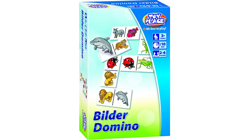 Mueller Toy Place Bilder Domino