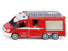 SIKU 2113 Super Mercedes Benz Sprinter 6x6 Feuerwehr