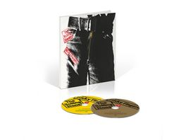 Sticky Fingers 2CD Deluxe Edition