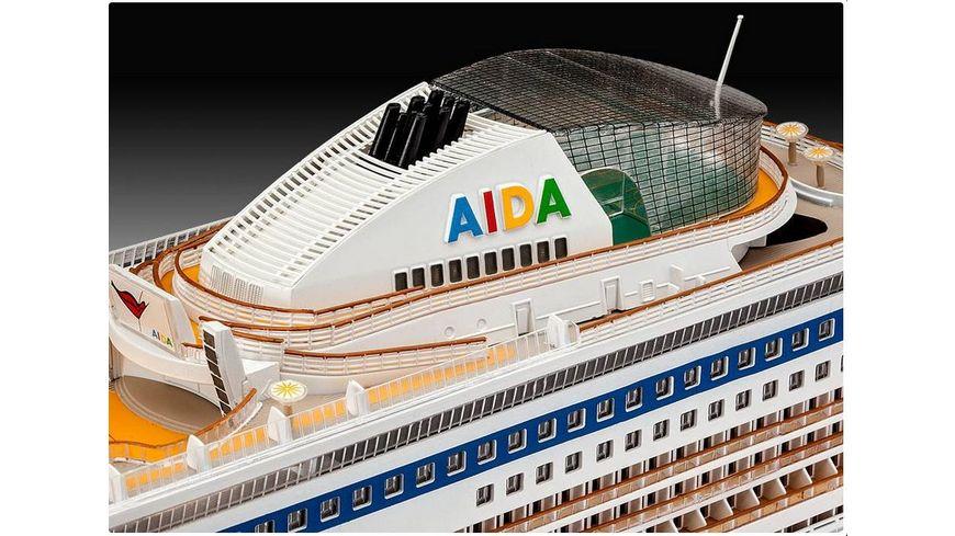 Revell 05230 AIDA AIDAblu AIDAsol AIDAmar AIDAstella