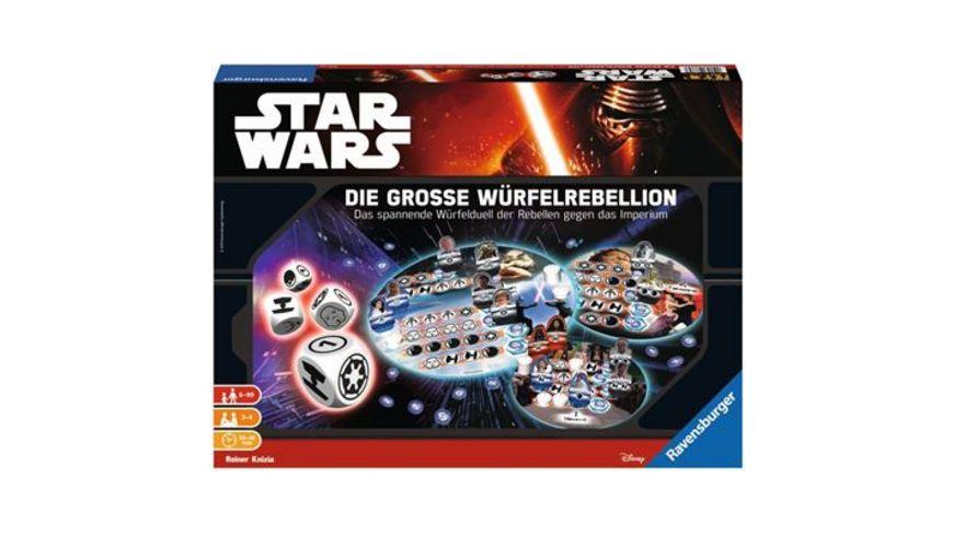 Ravensburger Spiel Star Wars Die grosse Wuerfelrebellion