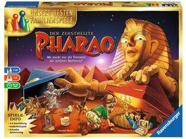 Ravensburger Spiel Der zerstreute Pharao