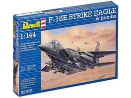 Revell F 15E Strike Eagle Bombs