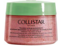 COLLISTAR Firming Talasso Scrub
