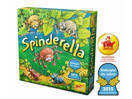 Zoch Spinderella Kinderspiel des Jahres 2015