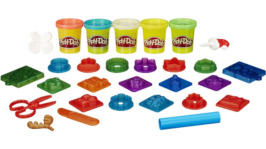 Hasbro Play Doh Adventskalender