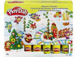Hasbro Play Doh Adventskalender