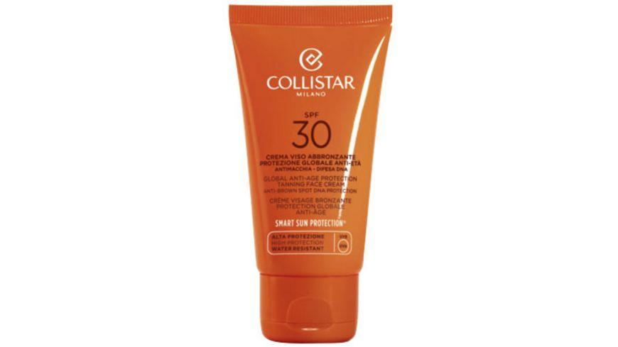 COLLISTAR Anti Age Tanning Face Cream
