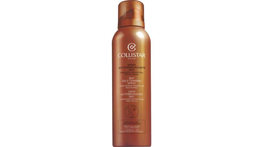 COLLISTAR 360 Self Tanning Spray