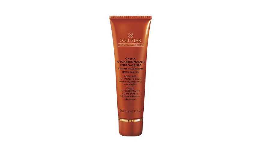 COLLISTAR Body Self Tanning Cream