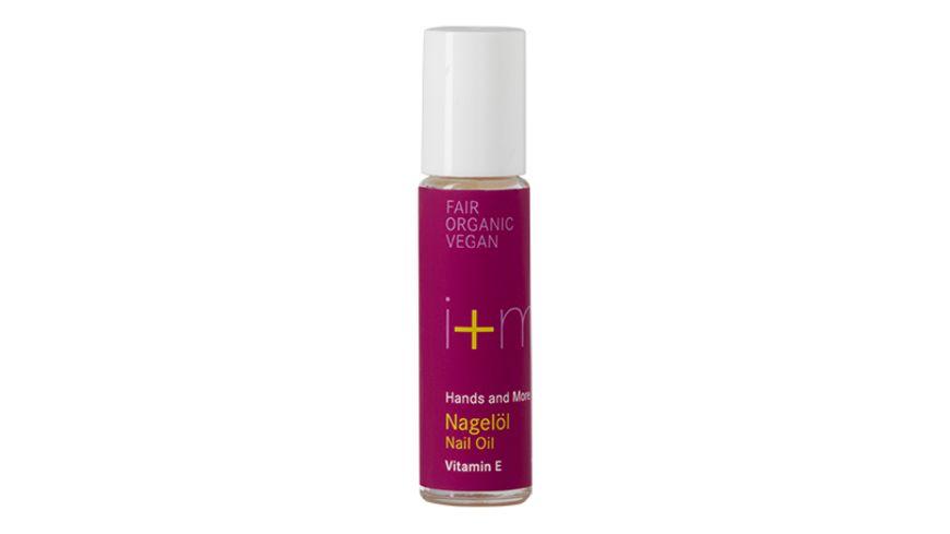 i m Hands and More Nageloel Vitamin E